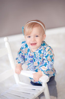 {Brynlee} 1st Birthday Session